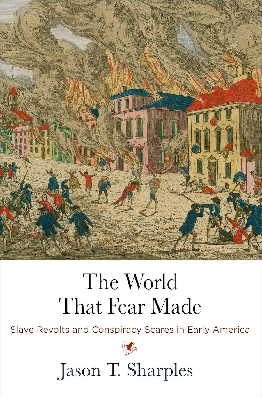 Book Cover: The World That Fear Made